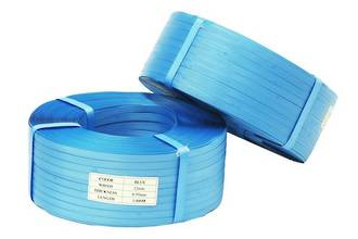 Poly Strapping RLB 12x1000m Blue Hand