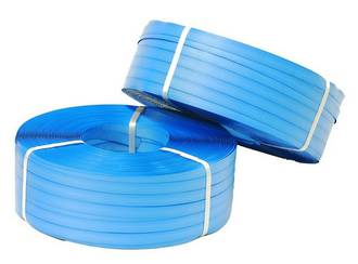 Poly Strapping RLB 19x1000m Blue Hand
