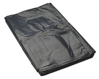 Liners Rubbish Black 60L 630X920 Pkt 50