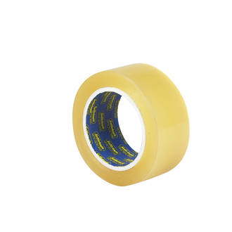 Polypropylene Tape Sello 0725 48x100m Clear Ctn of 36
