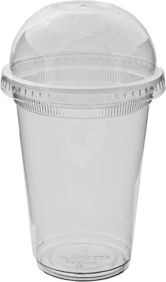 Clear Smoothie Cup 315mm Ctn of 1000