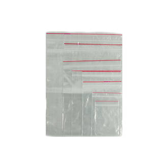 Resealable Bag 230x305 Pkt 500