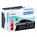 Staples Rapid 73/12 Pkt of 5000
