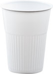 Plastic Cup (Hot) 210ml Ctn of 1000